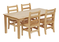 Wood Tables, Wood Table Sets, Item Number 2010616