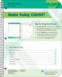 Student Planners, Item Number 2011056