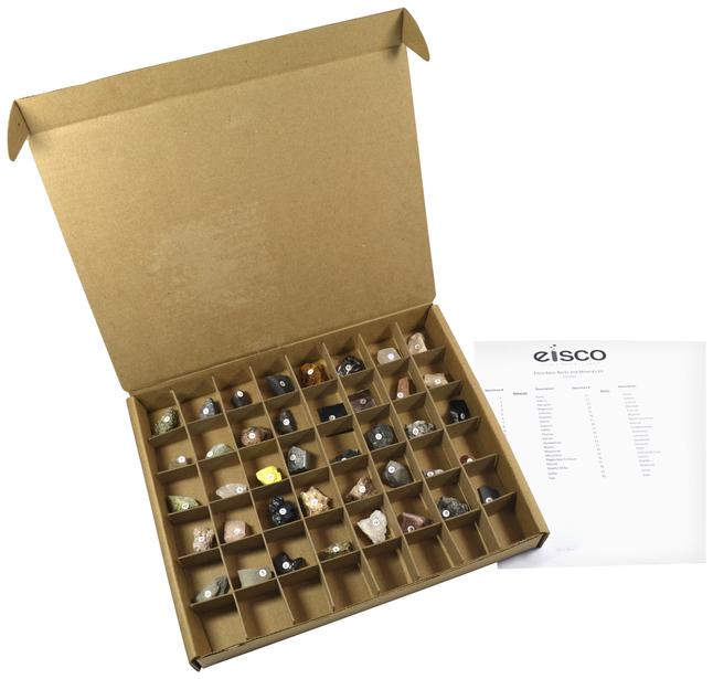 Rock & Mineral Samples, Item Number 2011950