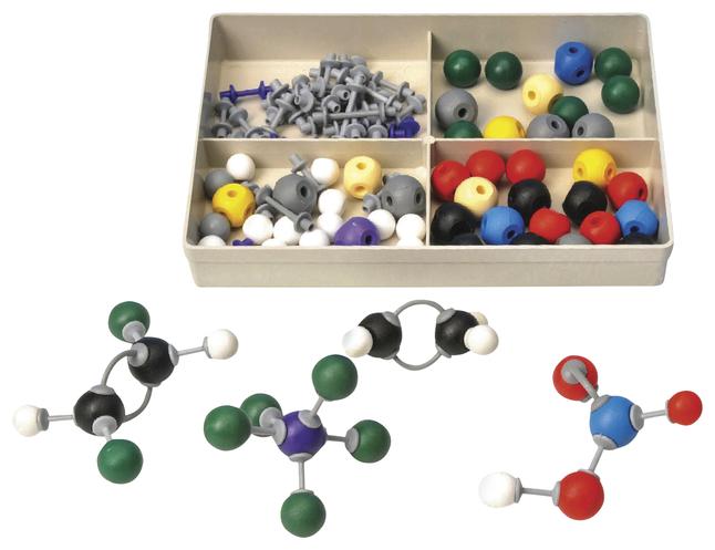 Atomic & Molecular Models, Item Number 2012053