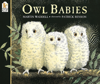 Owl Babies by Martin Waddell, Grades PreK to 2 Item Number 201261