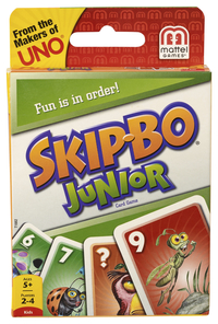 Image for Mattel Skip-Bo Jr Game from School Specialty