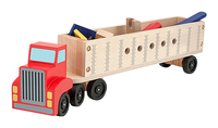 Image for Melissa & Doug Big Rig Building Set, 24 Pieces from School Specialty