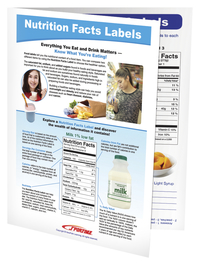 Health, Nutrition Resources, Item Number 2013510