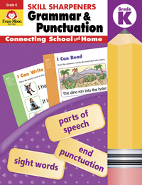 Image for Grammar & Punctuation Gr. K from School Specialty