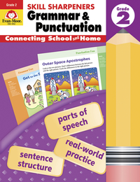 Image for Grammar & Punctuation Gr. 2 from School Specialty