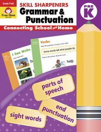 Image for Grammar & Punctuation Gr Pre-K from School Specialty
