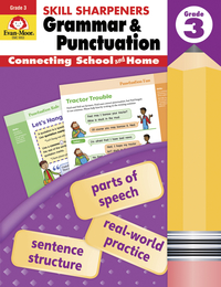 Image for Grammar & Punctuation Gr. 3 from School Specialty