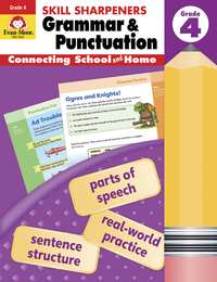 Image for Grammar & Punctuation Gr. 4 from School Specialty