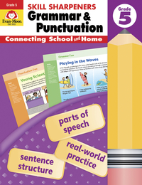 Image for Grammar & Punctuation Gr. 5 from School Specialty