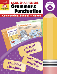 Image for Grammar & Punctuation Gr. 6 from School Specialty