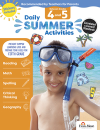 Image for Daily Summer Act. Gr 4-5 from School Specialty
