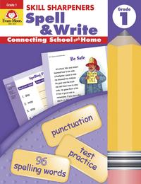 Spell/Grammar Workbooks/Flash Cards, Item Number 2013621