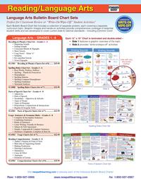 Reading Comp Workbooks/Flash Cards, Item Number 2013708