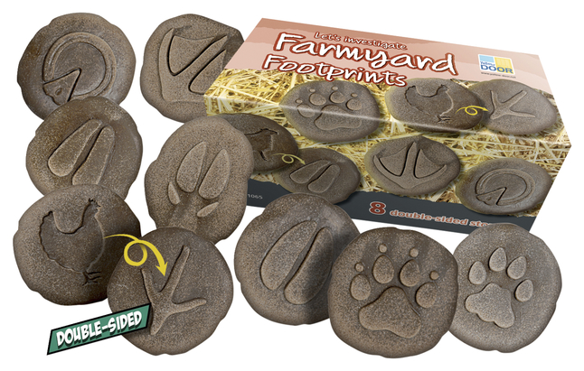 Image for Let's Investigate - Farmyard Footprints from SSIB2BStore