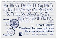 Chart Tablets, Chart Supplies, Item Number 2013819