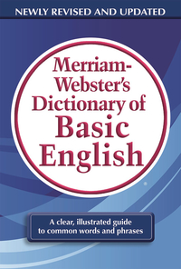 Image for Merriam-Webster's Dictionary of Basic English from School Specialty
