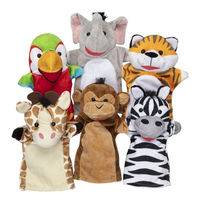 Dramatic Play Puppets, Item Number 2013979