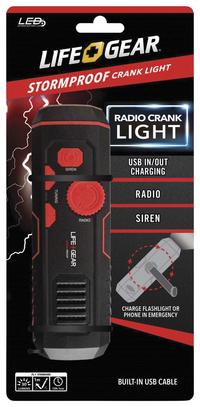 Flashlights, Lightbars