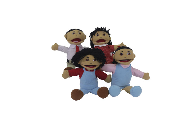 Dramatic Play Puppets, Item Number 201639