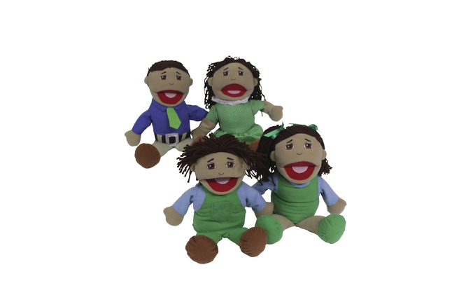 Dramatic Play Puppets, Item Number 201640