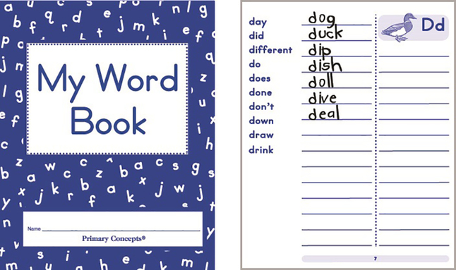 Word Family Activities, Games, Books Supplies, Item Number 201673