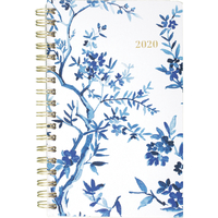 Image for At-A-Glance Cambridge Elle Monthly Planner, Blue, Each from School Specialty