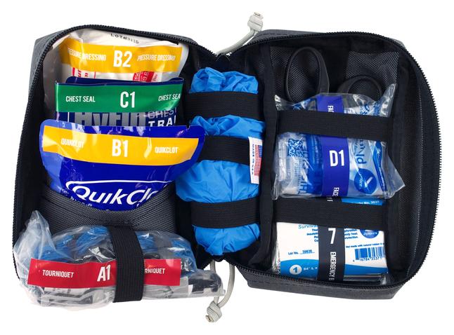 Emergency Rescue Kits, Item Number 2019600