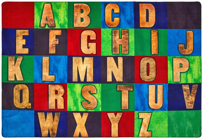 Letters, Numbers Carpets And Rugs, Item Number 2019671