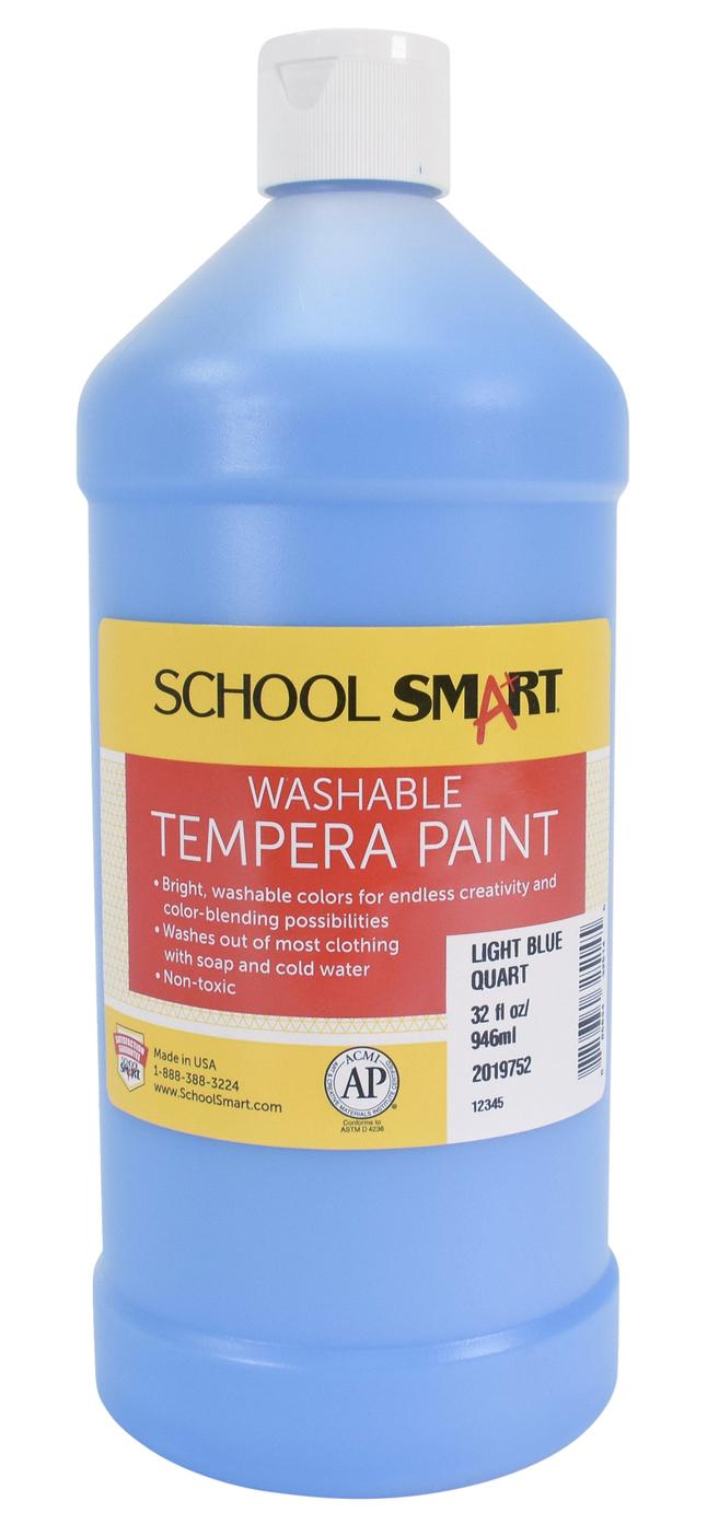 Tempera Paint, Item Number 2019752