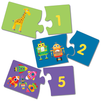 Number Sense and Counting Supplies, Item Number 2019852