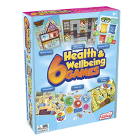 Image for Junior Learning Health and Wellbeing Set from School Specialty