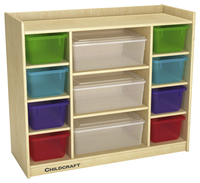 Organize Your Space with Cubbies, Shelves, Bins, & More