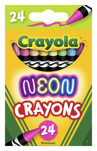 Specialty Crayons, Item Number 2020023