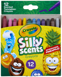 Specialty Crayons, Item Number 2020029