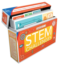 Carson Dellosa STEM Challenges Card Set Item Number 2020112