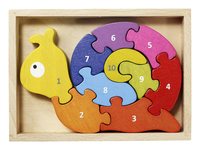 Early Childhood Chunky Puzzles, Item Number 2020165