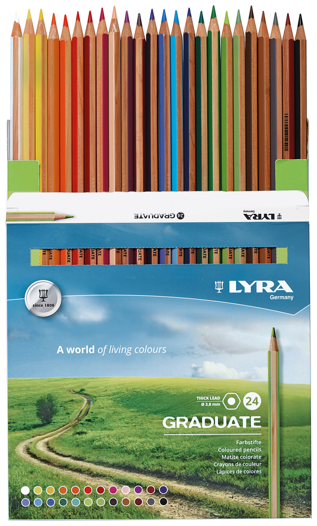 Colored Pencils, Item Number 2020266