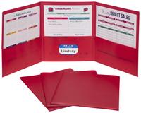 Poly Multi Pocket Folders, Item Number 2020301
