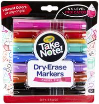 Dry Erase Markers, Item Number 2020846