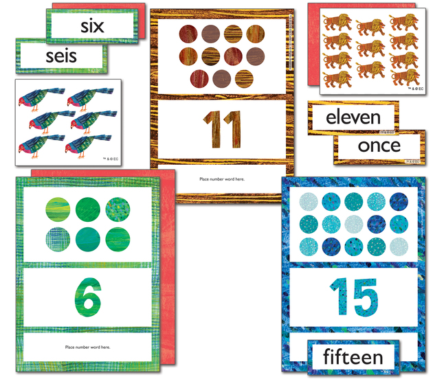 Number Sense and Counting Supplies, Item Number 2020881