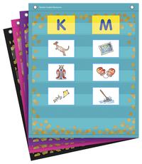 Pocket Charts, Chore Charts, Item Number 2021022
