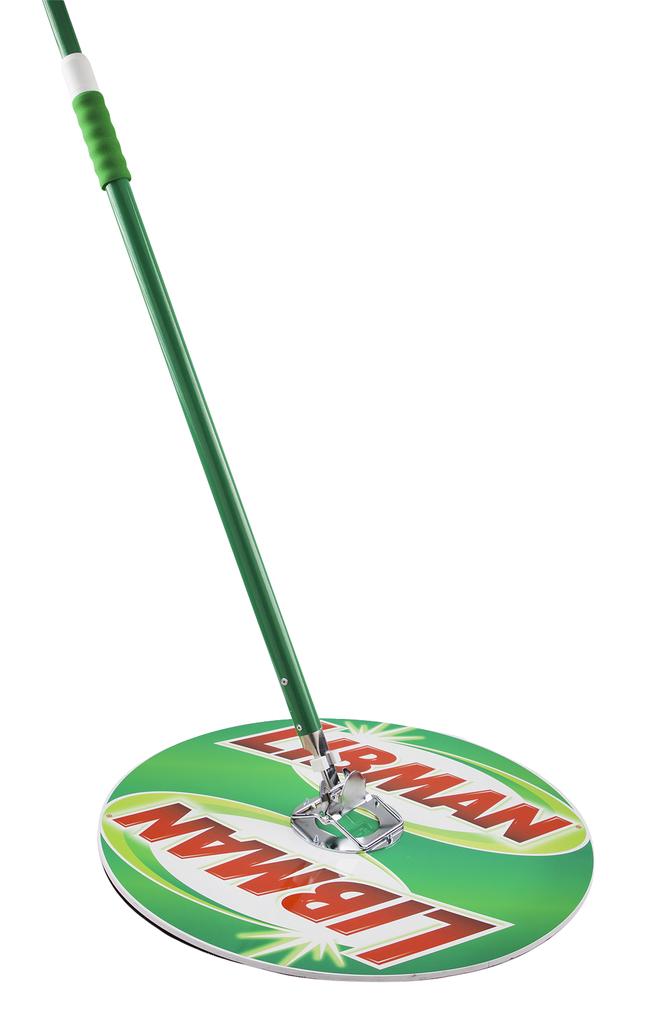 Libman Round Gym Floor Microfiber Mop