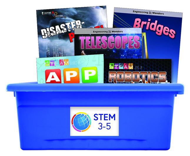STEM Book Sets, Item Number 2021084