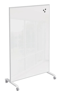 Image for HIERARCHY GROW & ROLL MOBILE GLASS BOARD - Large (Low Iron White) from SSIB2BStore