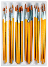 Paint Brushes, Item Number 2021366