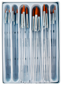 Paint Brushes, Item Number 2021371