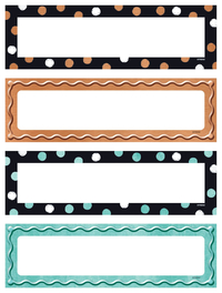 Name Tags and Name Plates, Item Number 2021413