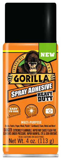Spray Adhesive, Item Number 2021455