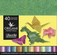 Origami Paper, Origami Supplies, Item Number 2021464